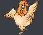 chicken graphic