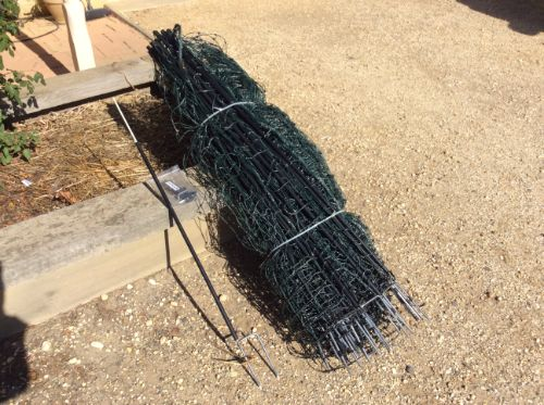 Electric Poultry Net