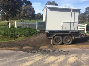 brae chook delivery -